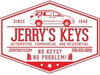 Jerrys Hardware and Car Keys